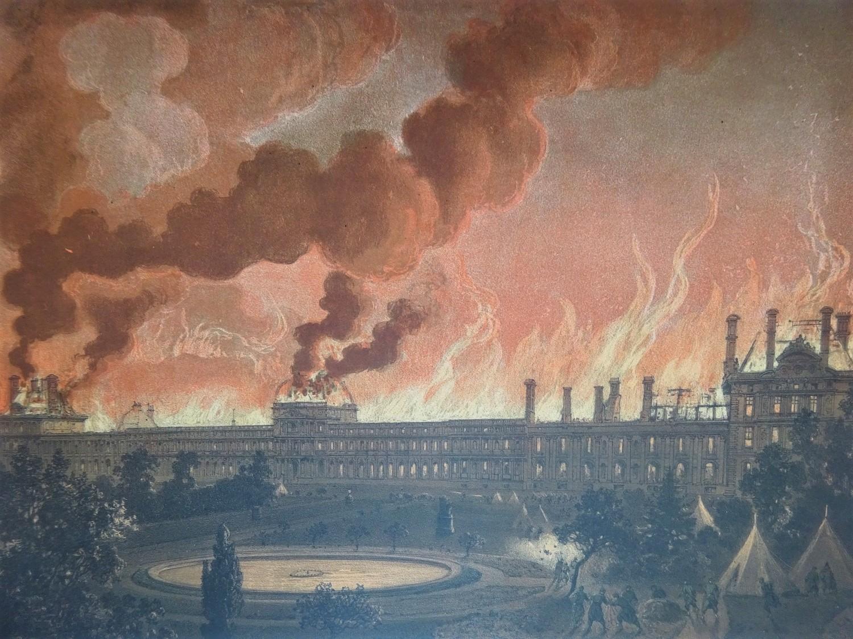 Paris et ses ruines en mai 1871 précédé d'un coup d'oeil sur Paris