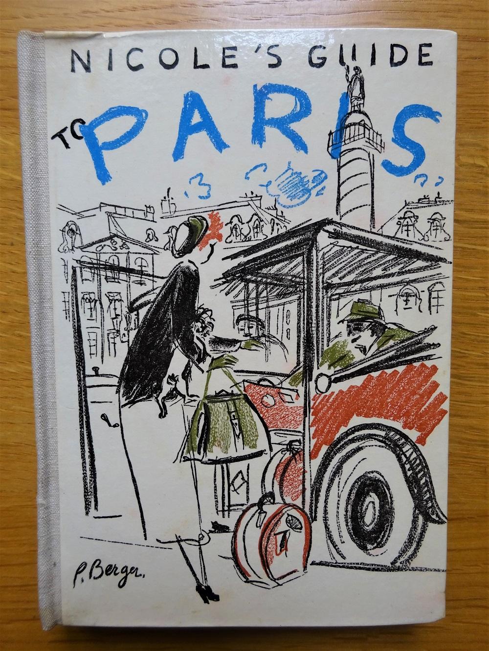 Nicole's guide to Paris