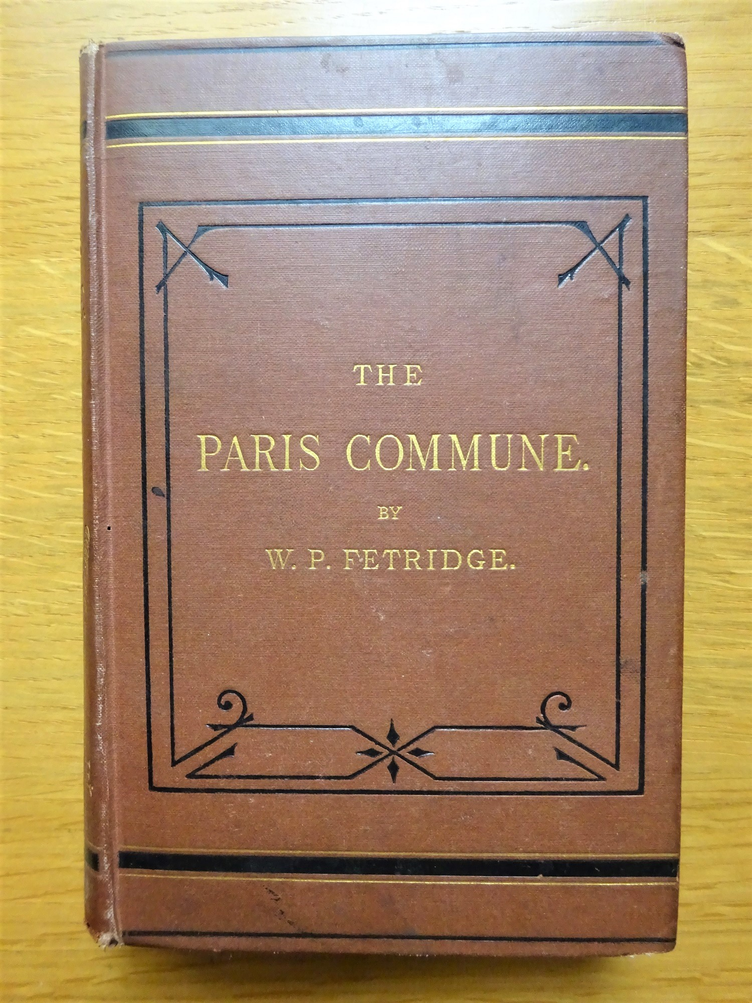 The rise and fall of  the Paris Commune in 1871