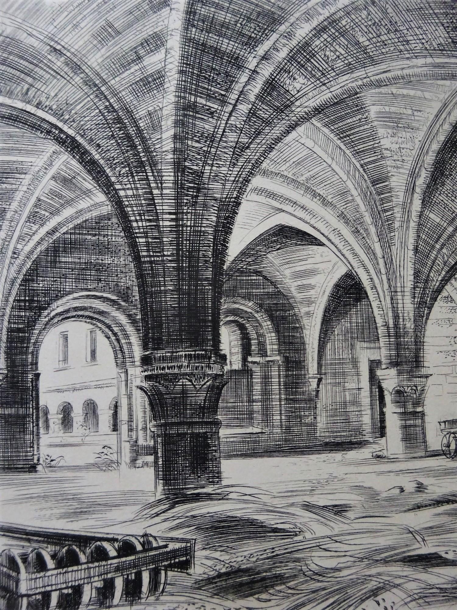 Vieilles Abbayes d'Ile-de-France