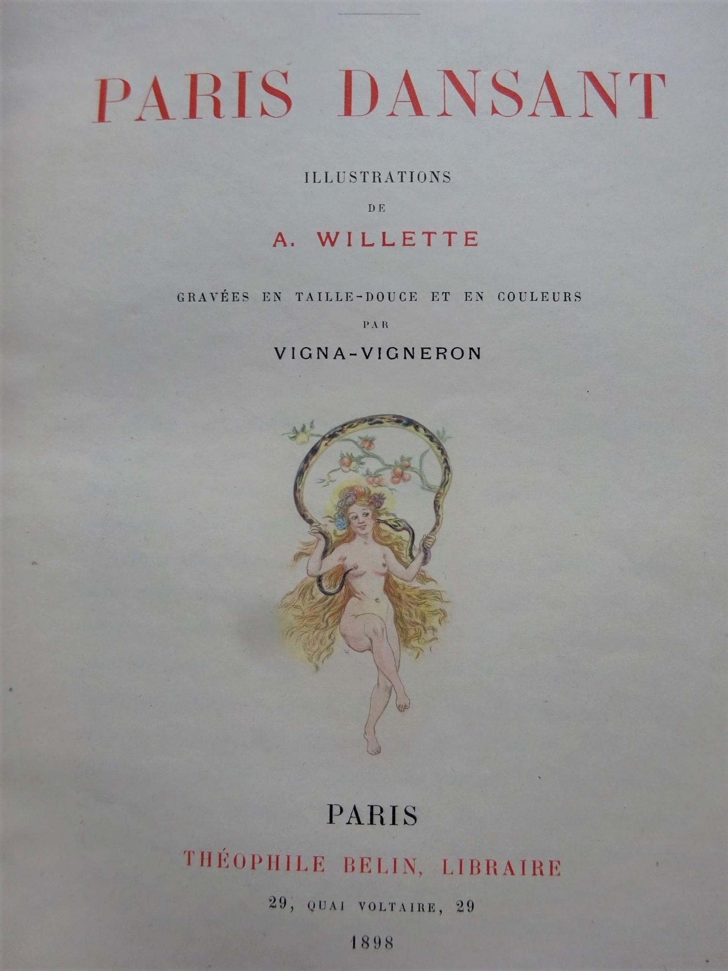 Paris dansant
