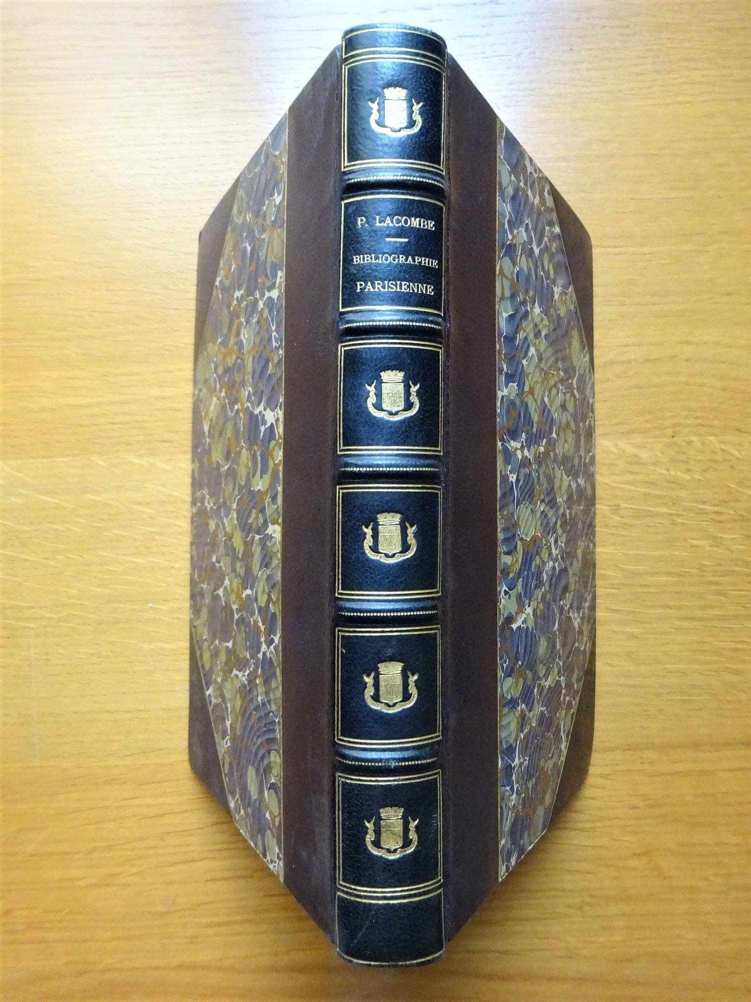 Bibliographie parisienne