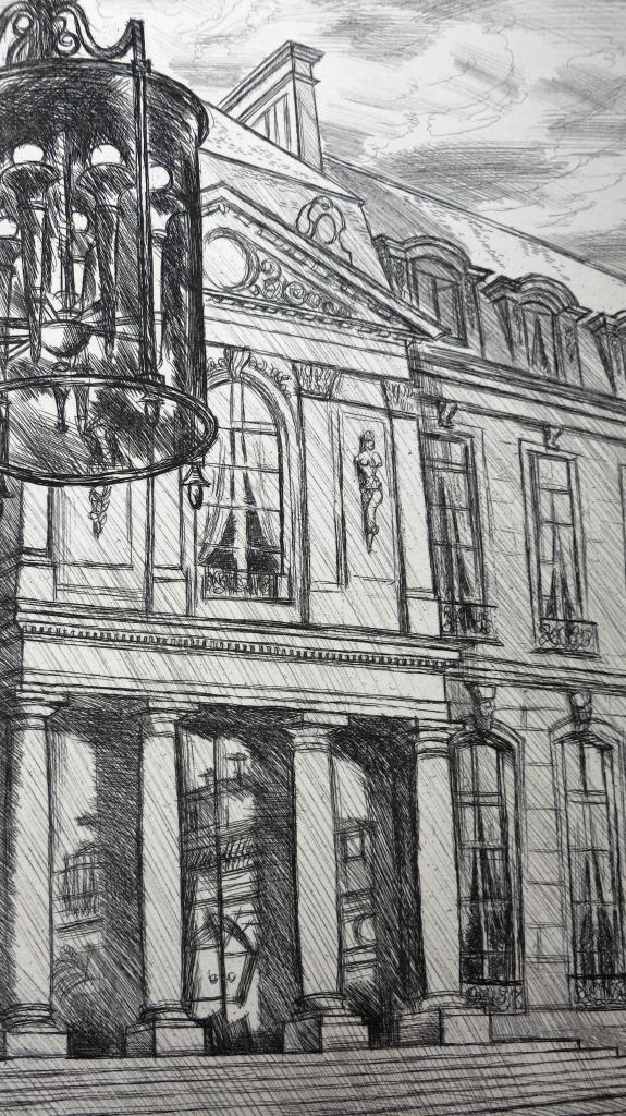 Histoire d'un Palais de Paris. L'Elysée