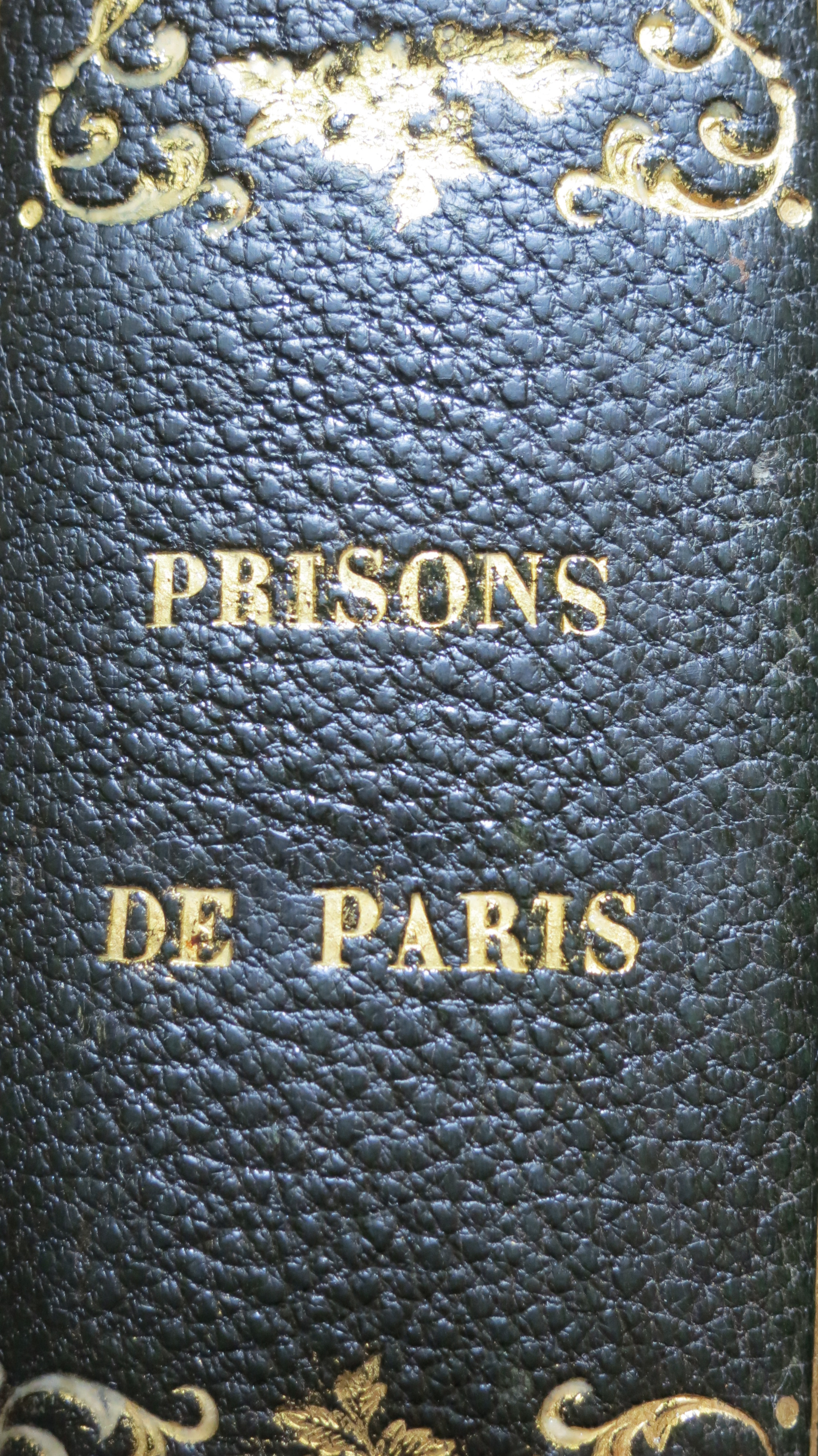 Les Prisons de Paris