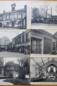 Commune de Paris, 85 rue Haxo