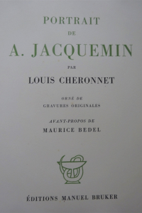 Portrait de A.Jacquemin