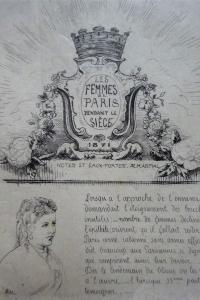 Les femmes de Paris pendant le Siège