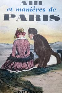 Air et manière de Paris au fil des siècles