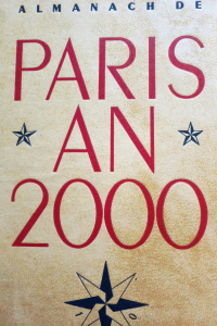Almanach de Paris an 2000