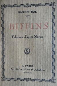 Biffins. Tableaux d'après Nature