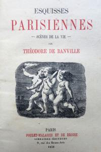 Esquisses parisiennes. Scènes de la vie