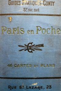 Guide pratique Conty Paris en poche