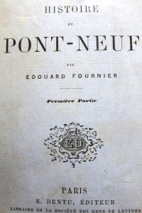 Histoire du Pont Neuf