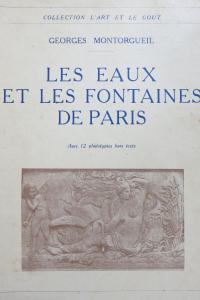 Les Eaux et les Fontaines de Paris