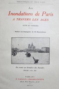 Les inondations de Paris à travers les âges