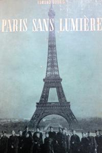 Paris sans lumière