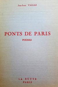 Ponts de Paris Poèmes